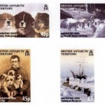 Commemorative dog stamps