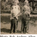 Maria, Bob, Audrey & Allan Isfeld