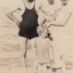 John & Fanney, Maria & Bob South Beach, 1936