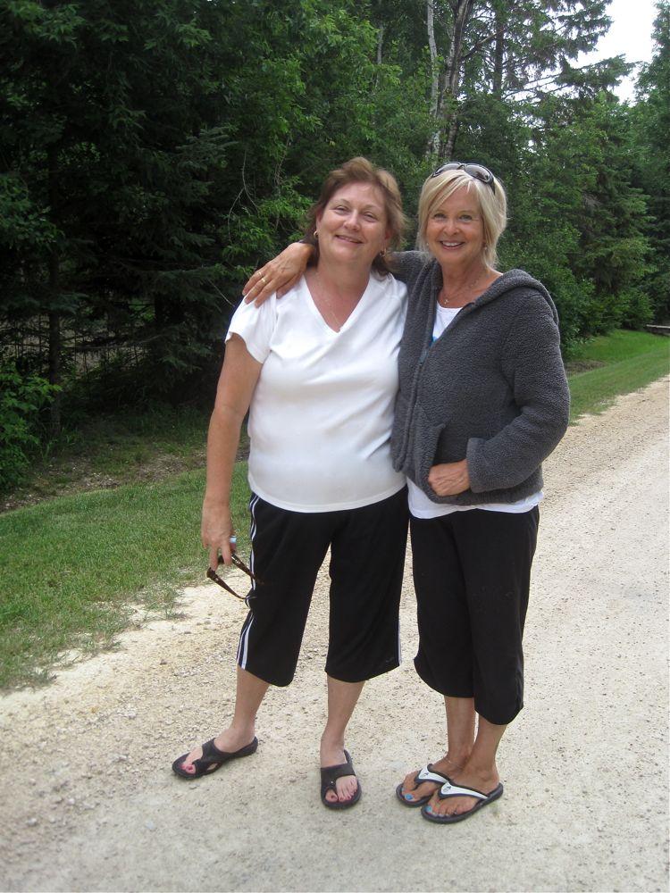 Lorraine & Val