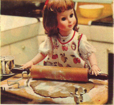 """Betsy McCall, 29"""" doll"""
