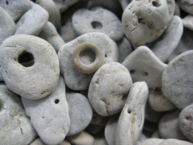 closeup stones