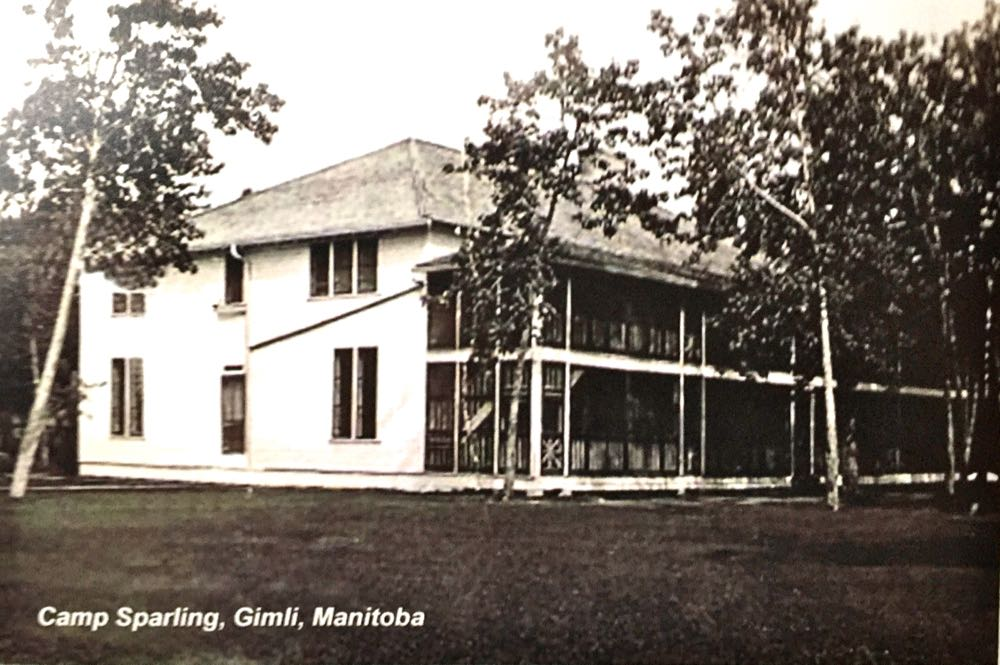 Camp Sparling Building
